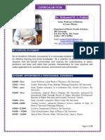 Dr. M Fadhali CV (Aug.2012)