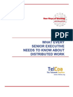 2012 Executive DistributedWorkReport
