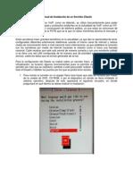 Manual de Instalacion de Un Servidor Elastix