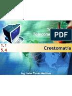 Teoría de las Telecomunicaciones (SCY0434-00) - Crestomatía