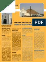 Santuario Virgen de los Dolores - Rincón Cultural Septiembre 2012