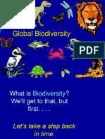 Global Biodiversity (Part 1)