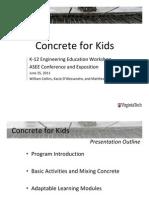 05 Concrete for Kids