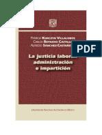 Patricia Kurczin Villalobos - La Justicia Laboral
