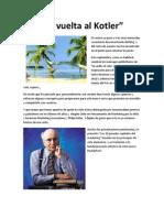 Marketing y promoción musical según Philip Kotler - La Vuelta Al Kotler