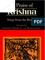 56209287 in Praise of Krishna Songs From the Bengali Dimcock 1