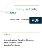 Testing State Transition Diagrams  (via www.ccse.kfupm.edu.sa)
