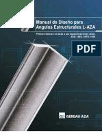 Manual de Diseño para Angulos Estructurales L-AZA