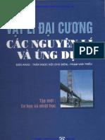 Vật lý đại cương - Các nguyên lý và ứng dụng - Tập 1 Cơ học và nhiệt học - Trần Ngọc Hợi, Phạm Văn Thiều