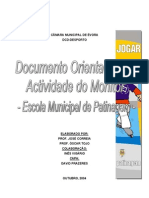 Documento Orientador de Patinagem