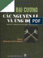 Vật lý đại cương - Các nguyên lý và ứng dụng - Tập 3 Quang học và vật lí lượng tử - Trần Ngọc Hợi, Phạm Văn Thiều