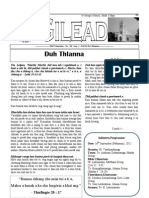 Gilead Volume XII Issue 4