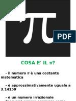 Pi Greco Presentazione
