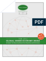 The 2012 Global Green Economy Index