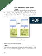 External Enviornmental Analysis Dr Reddys Lab