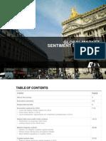 CFA Global Market Sentiment Survey Report 2012
