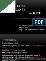 Odontogenic keratocyst