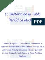 Historia Tabla Periodica