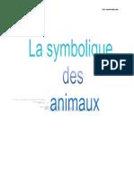 La Symbolique des Animaux