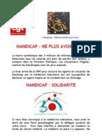HANDICAP - Ne Plus Avoir Peur