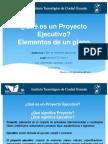 Proyecto Ejecutivo y Plano Arquitectonico