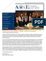 MWU ASDA Newsletter - Fall 2012 Draft (1)