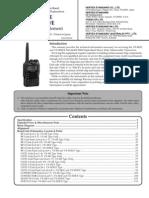 Yaesu VX-8 Service Manual