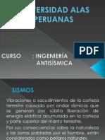 INGENIERÍA ANTISISMICA 1