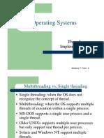 מערכות הפעלה- הרצאה 3 יחידה ד | Process