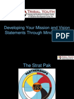 3.1 Developing Your Mission and Vision Statements