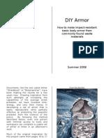 DIY Armor Zine