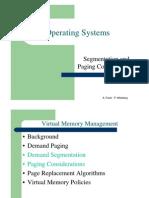 מערכות הפעלה- הרצאה 8 יחידה ב | Virtual Memory