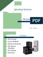מערכות הפעלה- הרצאה 10 יחידה א | Disk