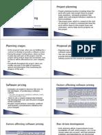 הנדסת תוכנה- הרצאה 11 | Project Planning