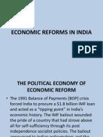 Unit 2 Economic Reform in India