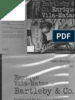 Vila Matas Enrique Bartleby Co
