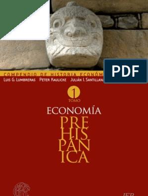 PrehispanicaVoIBcrp IepHomo Economia Perú Sapiens Libro 5qL34AjR