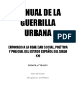 Manual de La Guerrilla Urbana