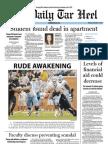 The Daily Tar Heel for September 10, 2012