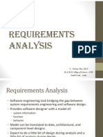 Requirements Analysis - Spm