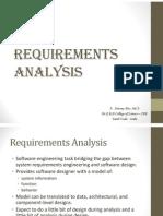 Requirements Analysis - Spm