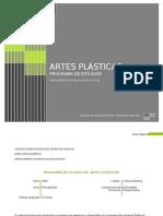 ARTES PLÁSTICAS 2012