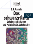 E.R. Carmin - Das Schwarze Reich - Geheimgesellschaften Und Politik Im 20. Jahrhundert