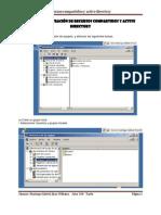 Laboratorio 02 - Administración de Recursos Compartidos y Active Directory en Windows Server 2003