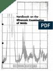 UT Welds Handbook International Institute of Welding