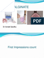Alginate Seminar
