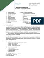 Silabus de Matematica Para Los Negocios Contabilidad 2012 II(Enviar)