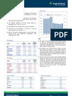 Derivatives Report 10 Sep 2012