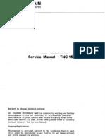 Heidenhain TNC 151 AP Service Instructions