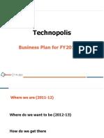Final Technopolis PPT